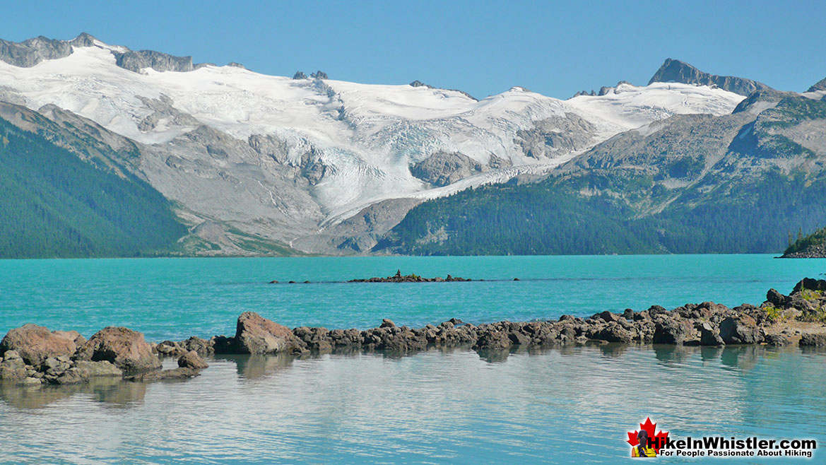 Garibaldi Lake Glacier View