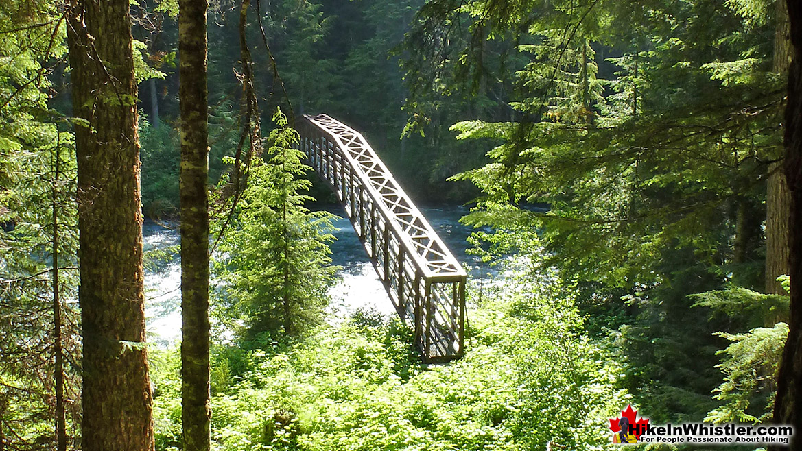 Helm Creek Bridge Over Cheakamus River