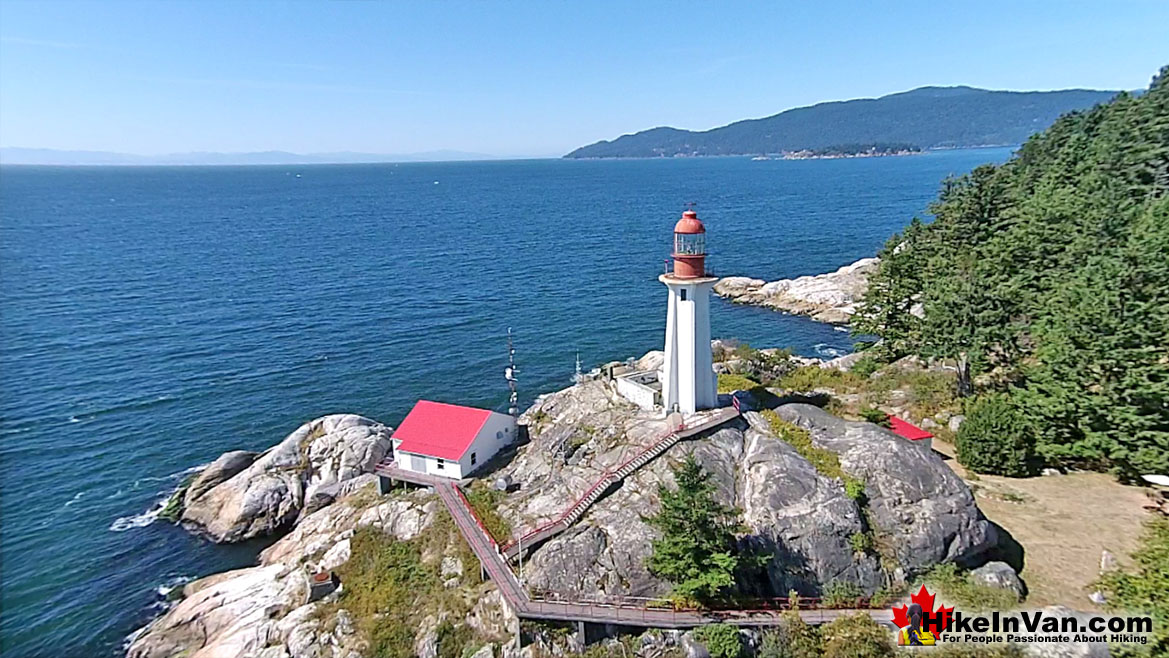 Lighthouse Park Hike in Vancouver