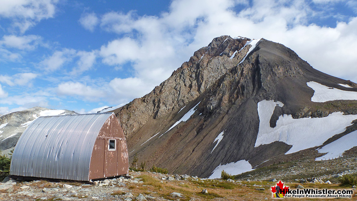 The Original Russet Lake Hut